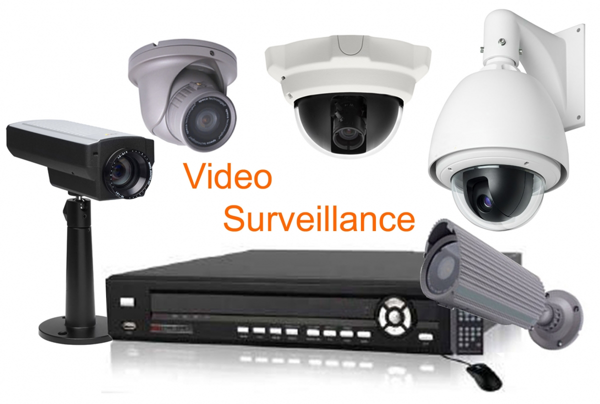 CCTV Security Cameras Video Surveillance m